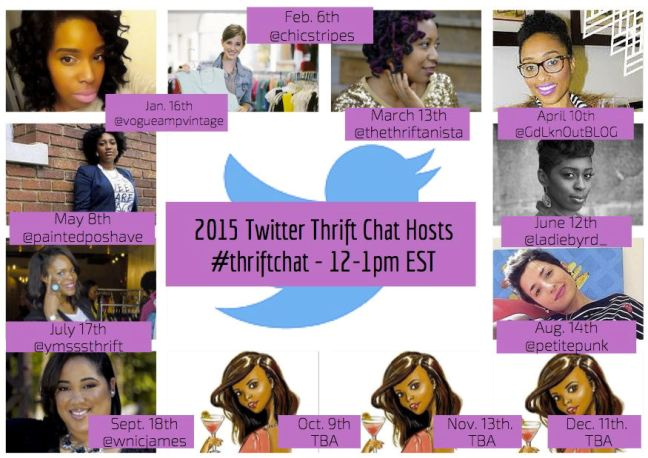 Thrift Chat 2015 hosts
